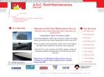 View More Information on A.G.C. Roof Maintenance Pty Ltd, Parramatta