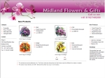 View More Information on A. Abunch Flowers Midland Flowers & Gifts