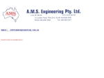View More Information on A.M.S. Engineering Pty Ltd