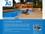 View More Information on A Pools