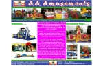 View More Information on AA Amusements