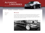 View More Information on AAAuthentic Limousines