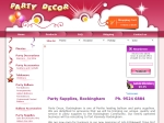 View More Information on Party Decor