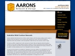 View More Information on Aarons Removals & Storage