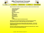 View More Information on Abee Promotional Concepts Pty Ltd