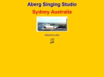 View More Information on Aberg Singing Studio