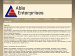 View More Information on Able Enterprises