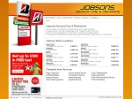 View More Information on Jobsons Discount Tyre & Mechanical, Brookvale