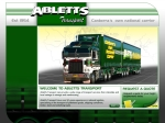 View More Information on Ablett Transport Pty Ltd