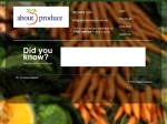 View More Information on About Produce