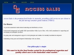 View More Information on Access Sales (Aust) Pty Ltd