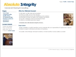 View More Information on Absolute Integrity Services