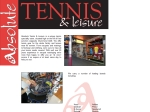 View More Information on Absolute Tennis & Leisure