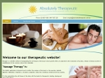 View More Information on Absolutely Therapeutic