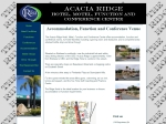 View More Information on Acacia Ridge Function & Conference Centre