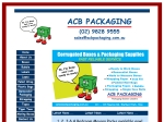 View More Information on ACB Packaging