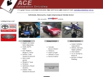 View More Information on Ace Automotive Detailing