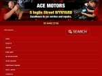 View More Information on ACE Motors, Wynyard