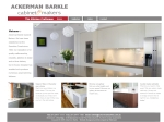 View More Information on Ackerman Barkle Cabinetmakers