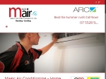 View More Information on Magic Air Conditioning