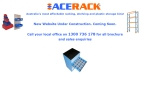 View More Information on Acerack Pty Ltd