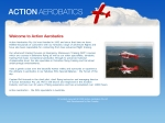 View More Information on Action Aerobatics Pty Ltd