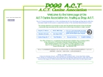 View More Information on ACT Canine Association