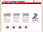 View More Information on Action Plasterers