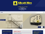 View More Information on Allcott Hire, Gosford