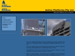 View More Information on Active Platforms Pty Ltd