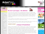 View More Information on Acton Print Group