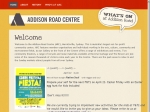 View More Information on Addison Road Centre