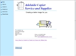View More Information on Adelaide Copier Service & Supplies
