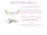 View More Information on Adelaide Healing Energy Centre, Prospect