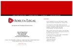 View More Information on Adelta Legal