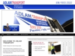 View More Information on Adlam Transport Pty Ltd