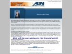 View More Information on Adm