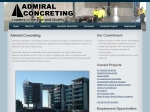 View More Information on Admiral Concreting Qld Pty Ltd