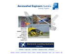 View More Information on Aeronautical Engineers Australia, Jandakot