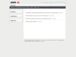 View More Information on Agfa Gevaert Limited, Stafford