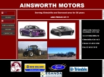 View More Information on Ainsworth Motors & Machinery Pty Ltd