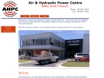 View More Information on Air & Hydraulic Power Centre