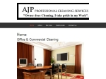 View More Information on AJP Professional Cleaning Services