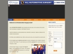 View More Information on All Automotive Surgery