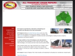 View More Information on All Transport Crash Repairs
