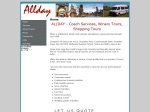 View More Information on Allday Coach Services