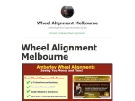 View More Information on Amberley Wheel Alignments
