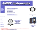 View More Information on Ambit Instruments Pty Ltd