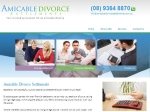 View More Information on Amicable Divorce Settlements
