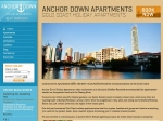 View More Information on Anchor Down Holiday Apartments
